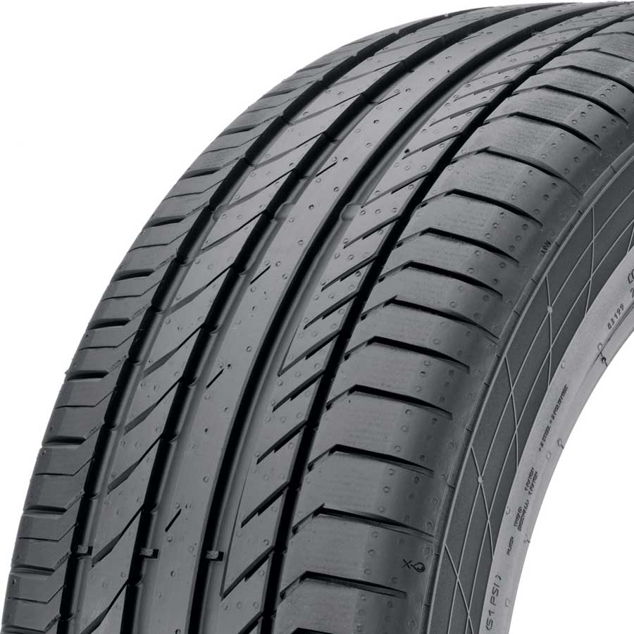 Continental SportContact 5 SUV ContiSeal 235/55 R18 100V Sommerreifen