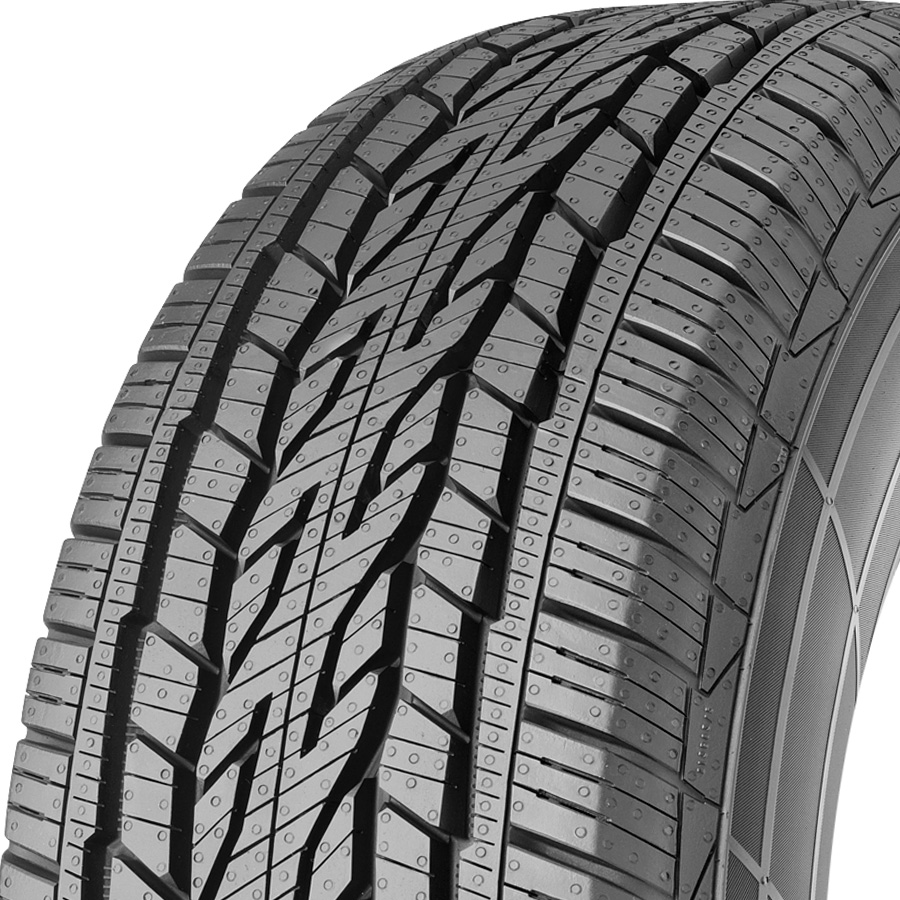 Continental ContiCrossContact LX2 255/65 R17 110T Sommerreifen