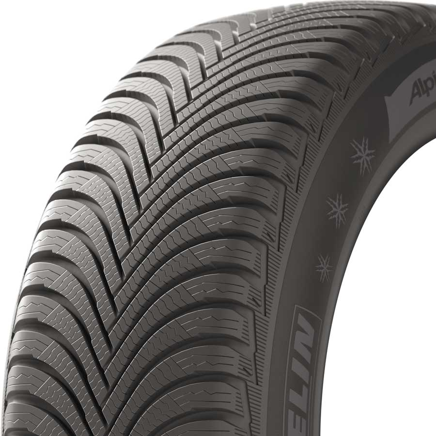 Michelin-Alpin-5-205/55-R17-95H-EL-M+S-Winterreifen