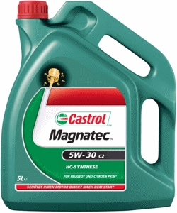 castrol magnatec 5w 30 c2 motor l 5 l ebay. Black Bedroom Furniture Sets. Home Design Ideas