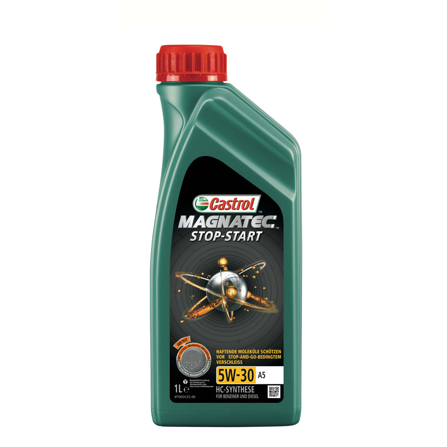 castrol magnatec stop start 5w 30 a5 motor l 1 liter. Black Bedroom Furniture Sets. Home Design Ideas