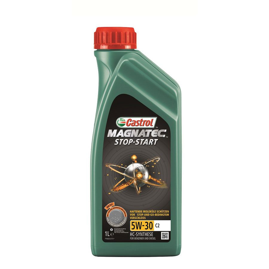castrol magnatec stop start 5w 30 c2 motor l 1 liter. Black Bedroom Furniture Sets. Home Design Ideas