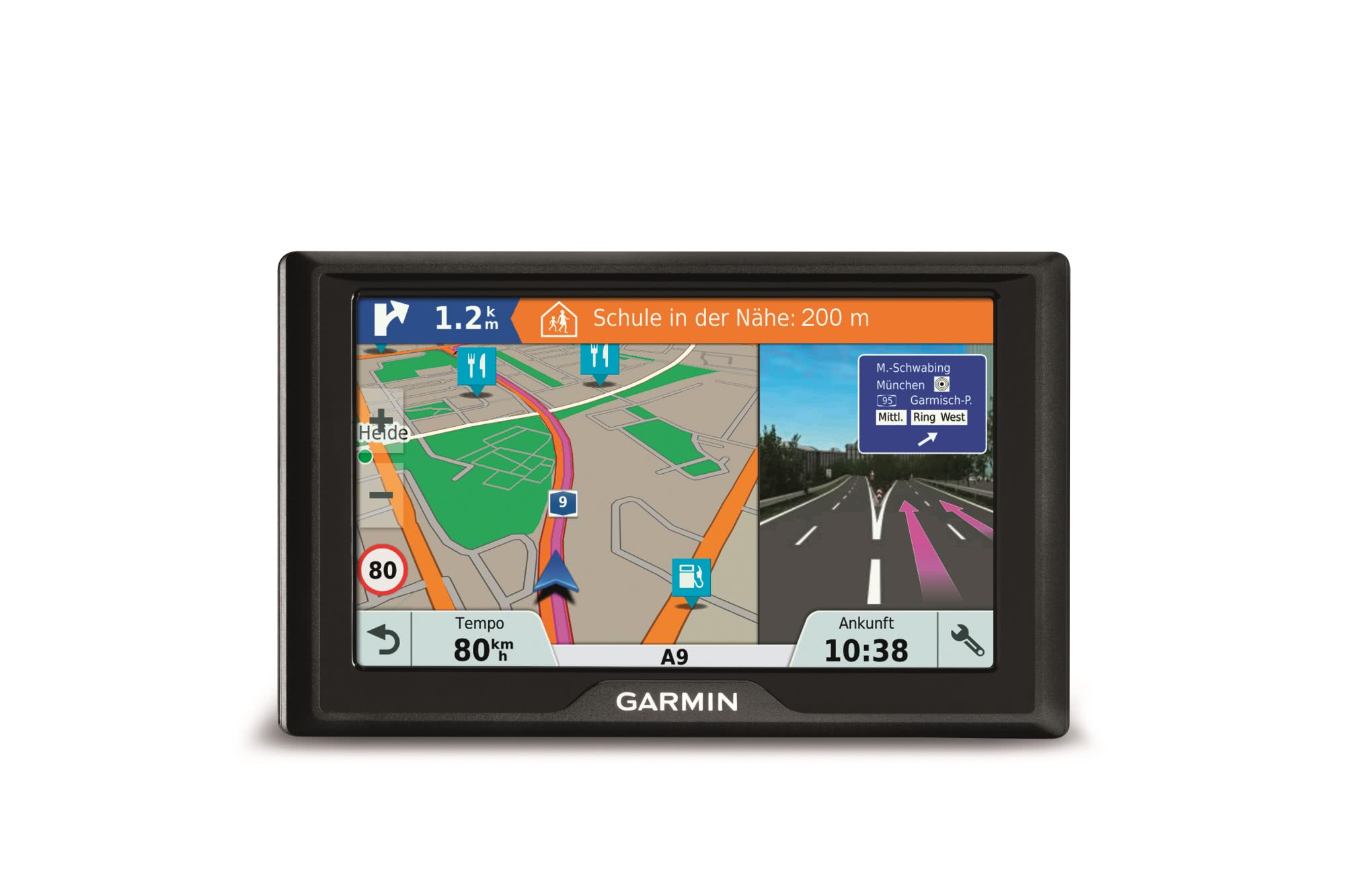 garmin drive 5s ce navigationsger t inkl sicherheitspaket live traffic infos tripadvisor. Black Bedroom Furniture Sets. Home Design Ideas