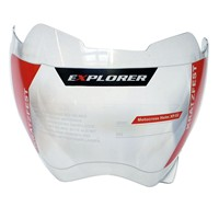 Visier-klar-für-Explorer-Motorcross-Helm-XP-02-