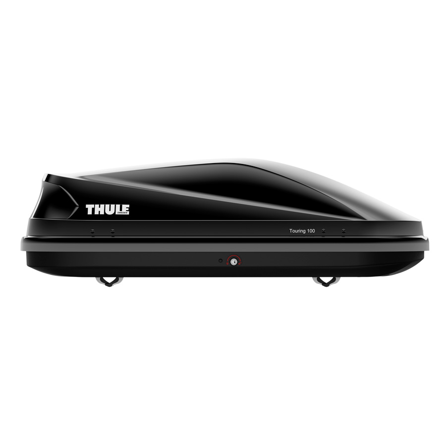 Dachbox-Thule-Touring-S-(=100)-Black-Glossy