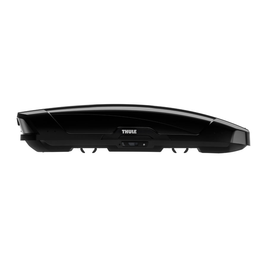 Dachbox-THULE-Motion-XT-Sport-Black-Glossy-Volumen:-300-Liter