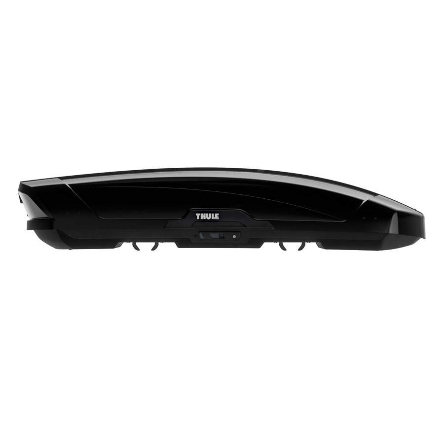 Dachbox-THULE-Motion-XT-XL-Black-Glossy-Volumen:-500-Liter