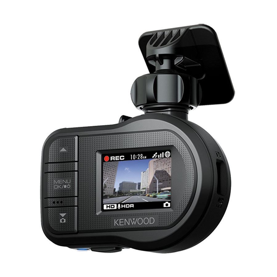 kenwood dashcam drv 430 kompakte full hd autokamera mit. Black Bedroom Furniture Sets. Home Design Ideas