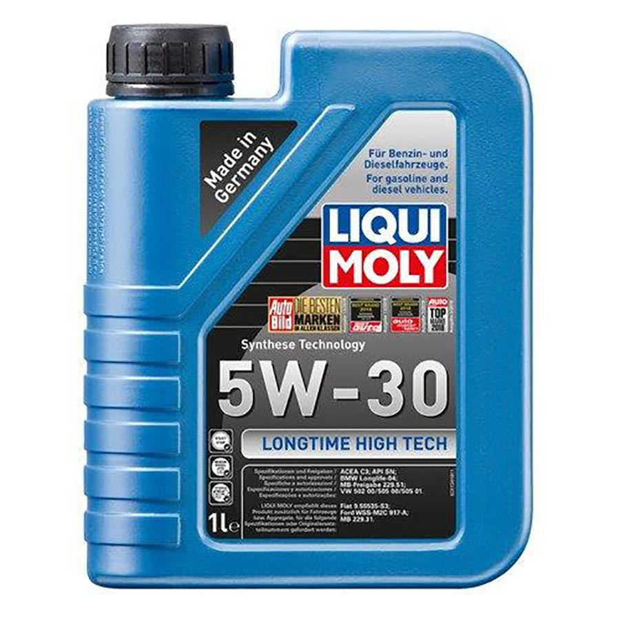 liqui moly longtime high tech 5w 30 motor l 1 liter jetzt bestellen a t u auto teile unger. Black Bedroom Furniture Sets. Home Design Ideas