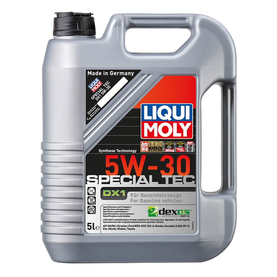 liqui moly special tec dx1 5w 30 motoren l 5 liter jetzt bestellen a t u auto teile unger. Black Bedroom Furniture Sets. Home Design Ideas
