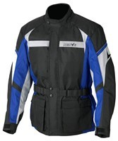 Tourenjacke-Smart-schwarz/blau-Gr.-XL