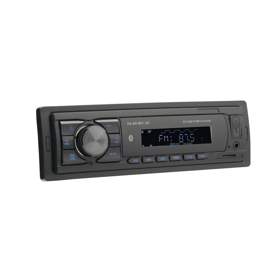 norauto dx ar8071bt autoradio mit bluetooth. Black Bedroom Furniture Sets. Home Design Ideas