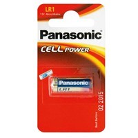 Panasonic-Cell-Power-Alkali-Micro-Batterie-Lady-LR1L/1BP-15-V-1-Stück