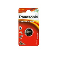 Panasonic-Lithium-Power-Knopfzelle-CR2032L/1BP-3-V-1-Stück