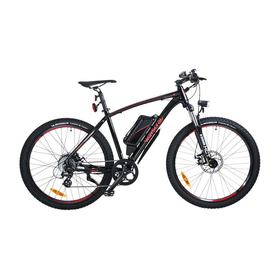 Wayscral E-Bike Sporty 645, 27,5 Zoll Pedelec, ...
