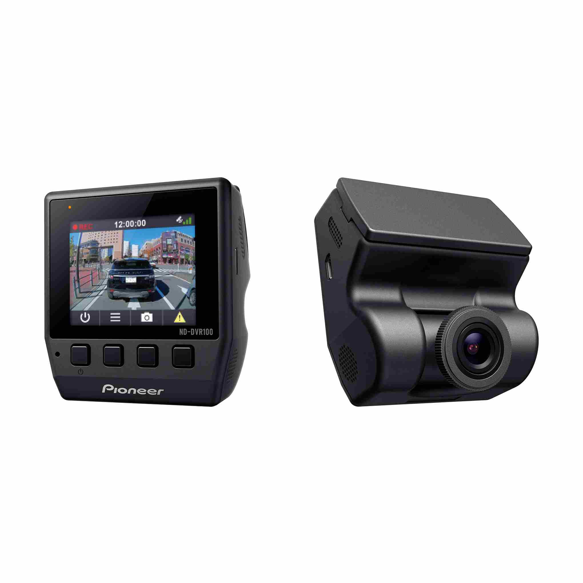 Pioneer-Dashcam-ND-DVR100-mit-integriertem-Drive-Recorder