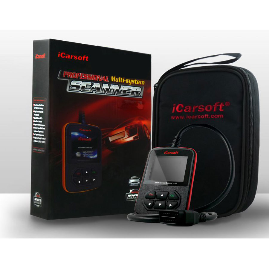 icarsoft i920 profi obd2 diagnoseger t f r ford focus fusion escort usw und holden jetzt. Black Bedroom Furniture Sets. Home Design Ideas
