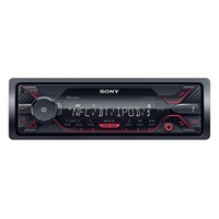 Sony-DSX-A410BT-Autoradio-mit-Bluetooth-Front-USB-/AUX-Eingang-NFC-Technologie-Android-/iPhone-/iPod-Steuerung-1-DIN