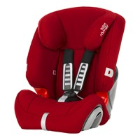 Britax-Römer-Kindersitz-Evolva-1-2-3-Flame-Red-Gruppe-123